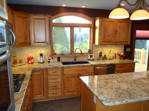 Kitchen Remodeling Gallery Richard Earing Construction of ...